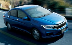 Honda Grace Facelift Launched in Japan with Honda Sensing Suite 6
