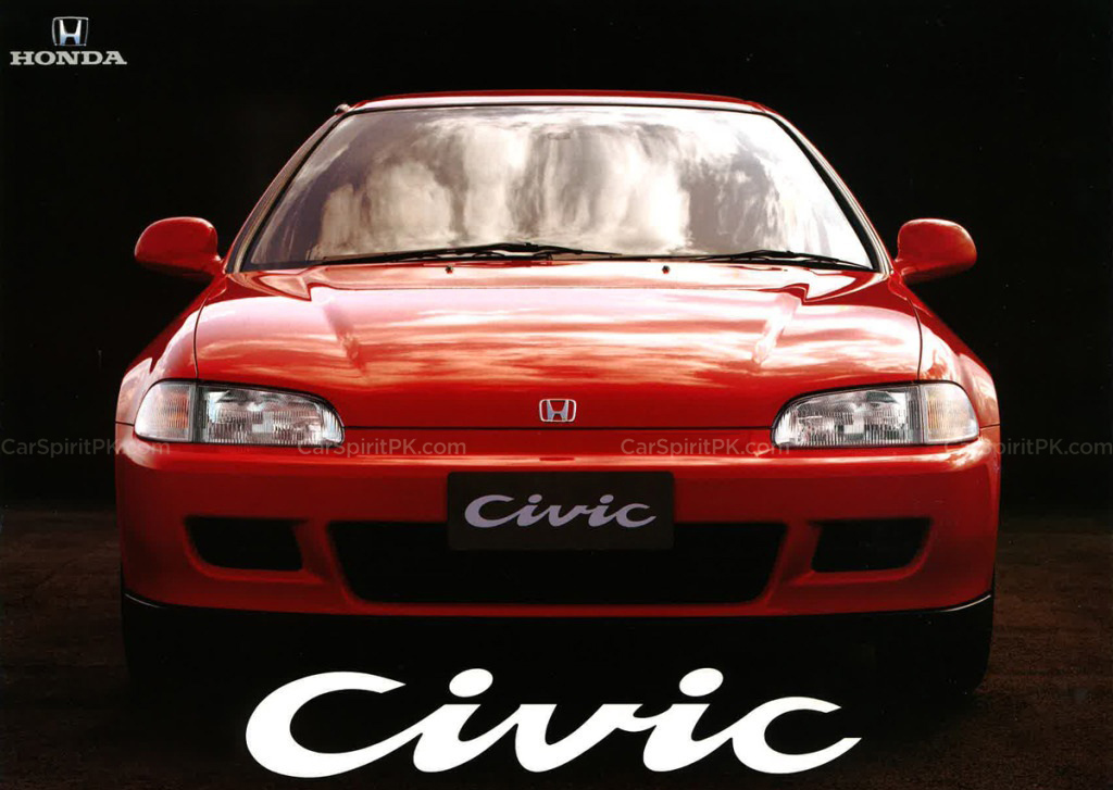 Craze of Yesteryear- The 5th Generation Honda Civic 4
