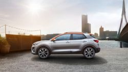 KIA Reveals the All-New Stonic Compact Crossover 10