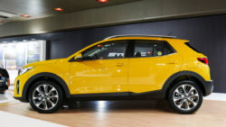 KIA Reveals the All-New Stonic Compact Crossover 5