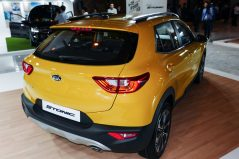 KIA Reveals the All-New Stonic Compact Crossover 4