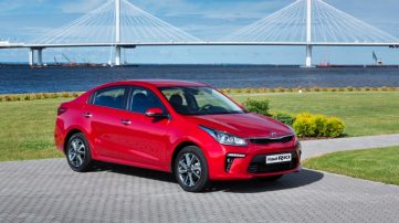 2017 KIA Rio Sedan Revealed in Russia 5
