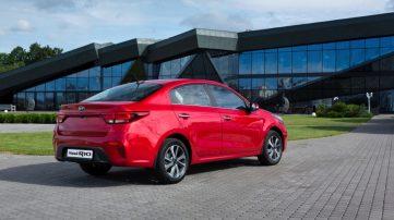2017 KIA Rio Sedan Revealed in Russia 6