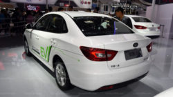 FAW All Set to Launch the B30 EV in China 5