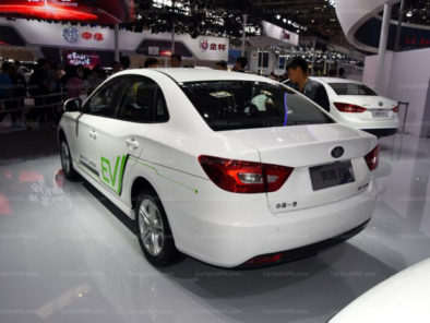 FAW All Set to Launch the B30 EV in China 2