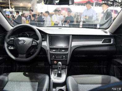 FAW All Set to Launch the B30 EV in China 3