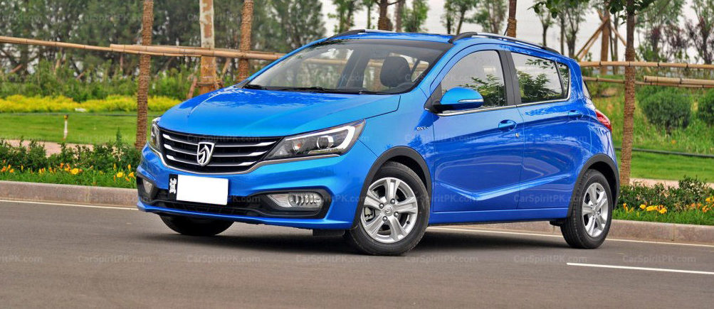Baojun 310- The Better Chinese Cars Are Yet To Reach Here 2