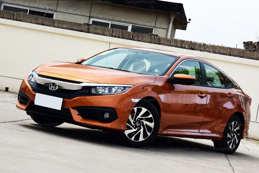 New Civic Becoming Honda's Best Seller in China 15