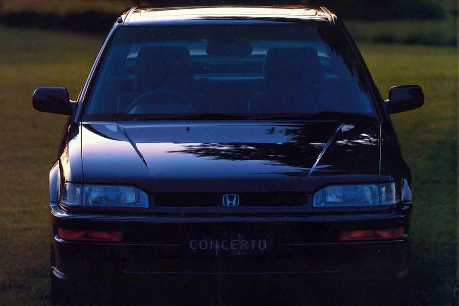From the Pages of Past: Honda Concerto 6