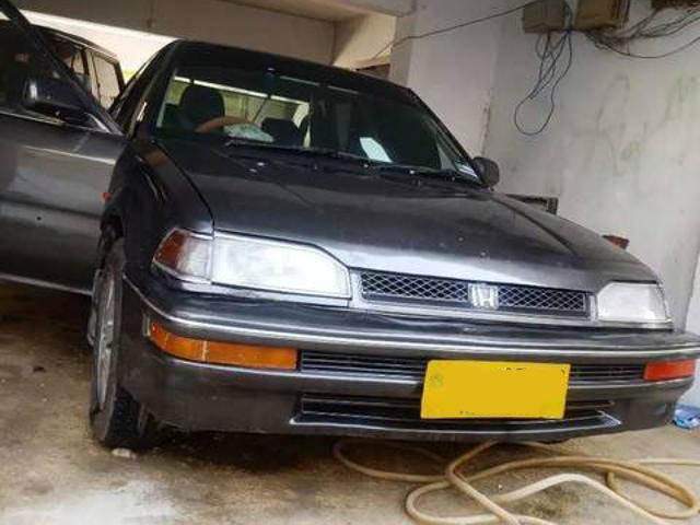 From the Pages of Past: Honda Concerto 5