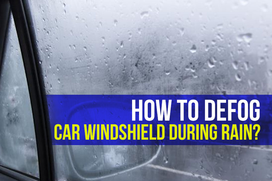 Guides: How to Defog Car Windshield 10
