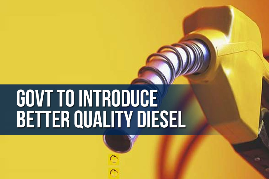 Govt Plans to Introduce Better Quality Diesel in Pakistan 1