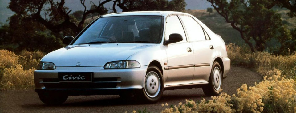 Craze of Yesteryear- The 5th Generation Honda Civic 16