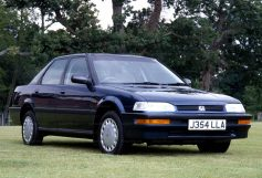 From the Pages of Past: Honda Concerto 13