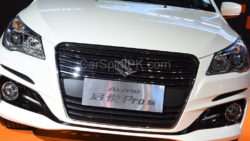 Suzuki Ciaz (Alivio Pro) Facelift Unveiled 11