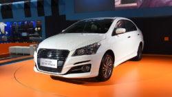 Suzuki Ciaz (Alivio Pro) Facelift Unveiled 9