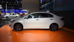 Suzuki Ciaz (Alivio Pro) Facelift Unveiled 12