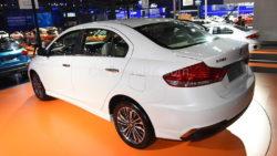 Suzuki Ciaz (Alivio Pro) Facelift Unveiled 13