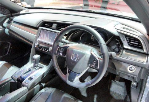 GIIAS 2017: Honda Civic Hatchback, HR-V Mugen & Brio Satya 7