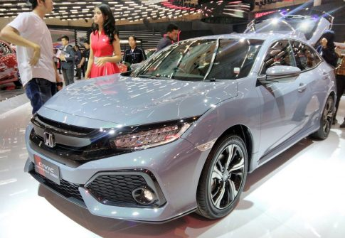 GIIAS 2017: Honda Civic Hatchback, HR-V Mugen & Brio Satya 2