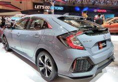 GIIAS 2017: Honda Civic Hatchback, HR-V Mugen & Brio Satya 4