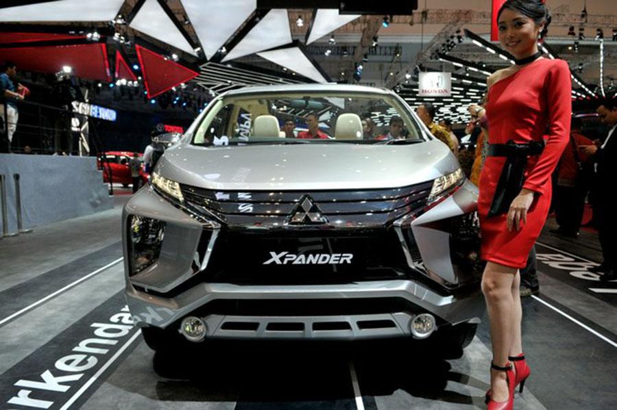 GIIAS 2017: Mitsubishi Xpander Makes Official Debut 1
