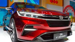 GIIAS 2017: Daihatsu DN F-Sedan Concept 8