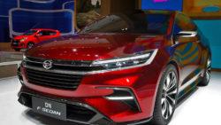 GIIAS 2017: Daihatsu DN F-Sedan Concept 6