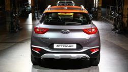 KIA will Launch Stonic and Stinger in Europe 4