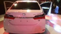 Indus Motors Officially Launches 2017 Toyota Corolla Facelift 4