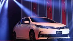 Indus Motors Officially Launches 2017 Toyota Corolla Facelift 3