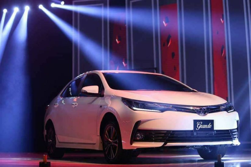 Indus Motors Officially Launches 2017 Toyota Corolla Facelift 1