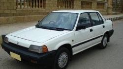 Remembering the Third Generation Honda Civic 14