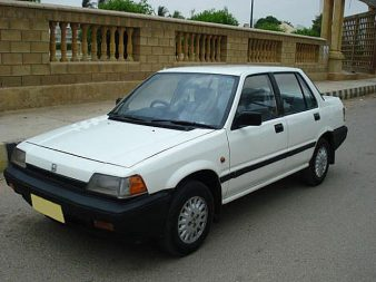 Remembering the Third Generation Honda Civic 10