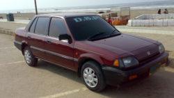 Remembering the Third Generation Honda Civic 12