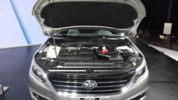 All New FAW A50 Sedan Displayed at 2017 Chengdu Auto Show 8