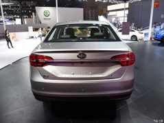 All New FAW A50 Sedan Displayed at 2017 Chengdu Auto Show 9