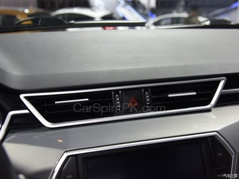 All New FAW A50 Sedan Displayed at 2017 Chengdu Auto Show 22
