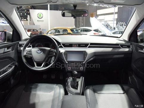 All New FAW A50 Sedan Displayed at 2017 Chengdu Auto Show 14