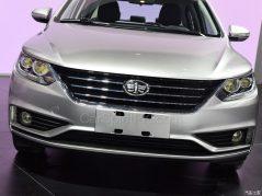 All New FAW A50 Sedan Displayed at 2017 Chengdu Auto Show 4