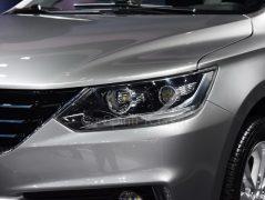 All New FAW A50 Sedan Displayed at 2017 Chengdu Auto Show 6