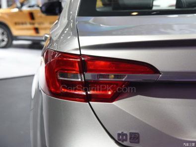 All New FAW A50 Sedan Displayed at 2017 Chengdu Auto Show 10