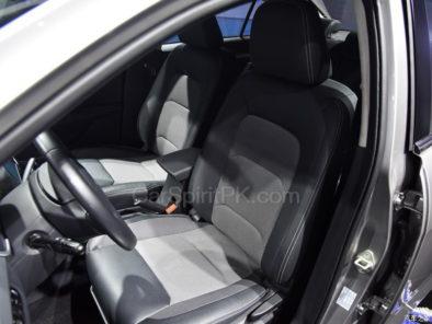 All New FAW A50 Sedan Displayed at 2017 Chengdu Auto Show 24