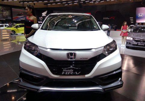 GIIAS 2017: Honda Civic Hatchback, HR-V Mugen & Brio Satya 14