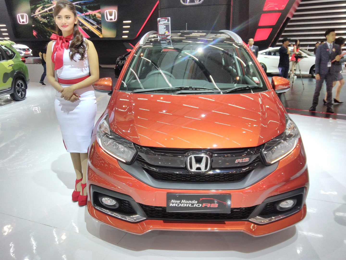 GIIAS 2017: Honda Brio RS and Mobilio RS 6