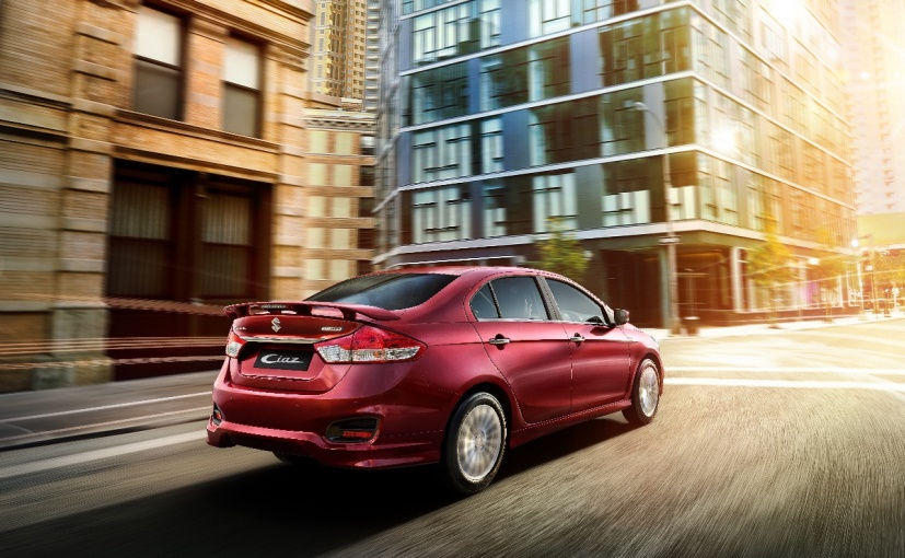 Suzuki Launches Ciaz S in India Priced From INR 9.3 lac 1