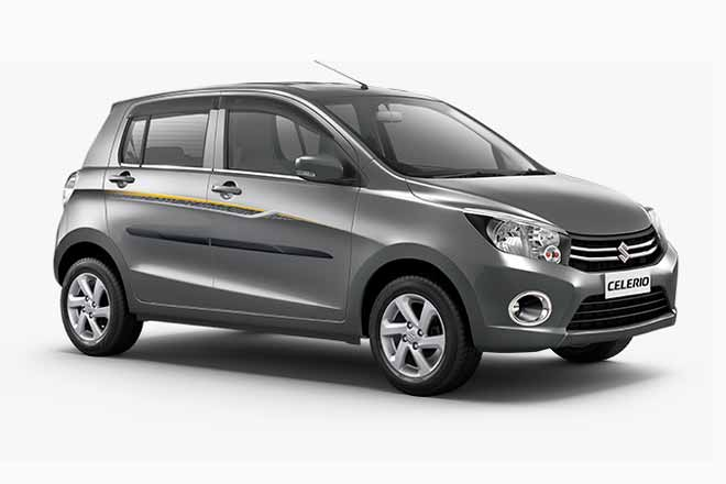 Limited Edition Celerio Launched in India, Priced From INR 4.87 Lac 6