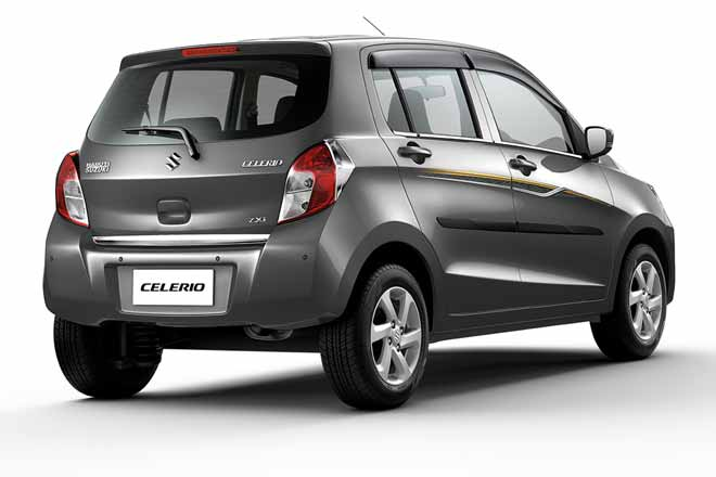 Limited Edition Celerio Launched in India, Priced From INR 4.87 Lac 7