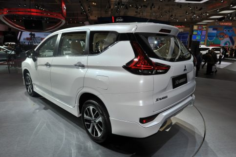 GIIAS 2017: Mitsubishi Xpander Makes Official Debut 3