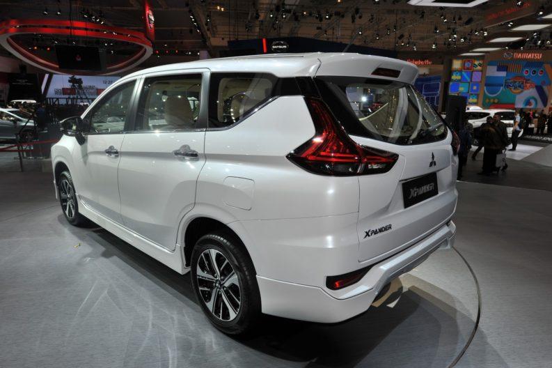 GIIAS 2017: Mitsubishi Xpander Makes Official Debut 2